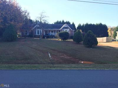 Covington Single Family Home New: 80 Fox Chase
