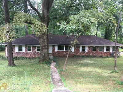 Mableton Single Family Home New: 5553 Andrew Dr