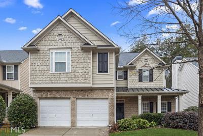 Woodstock Single Family Home New: 604 Hidden Close