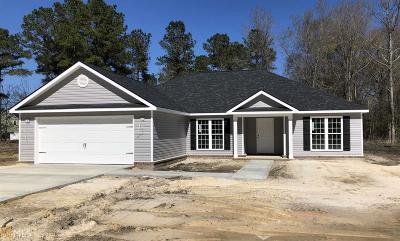 Statesboro Single Family Home For Sale: 189 Stonebrook Way #120