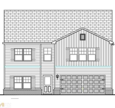 Covington Single Family Home Under Contract: 70 Harrison Cir #Lot 148