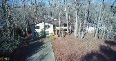 Woodstock Single Family Home New: 508 River Lakeside Ln