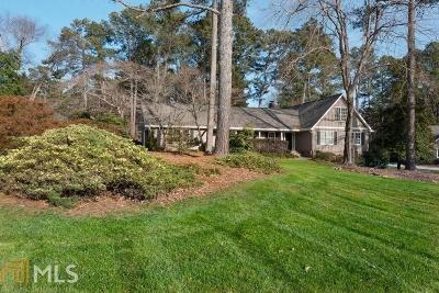Roswell Single Family Home New: 105 Northgate Ct