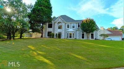 Decatur Single Family Home New: 3245 Harvester Woods Rd