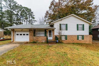 Clayton County Single Family Home New: 36 Crystal River Dr