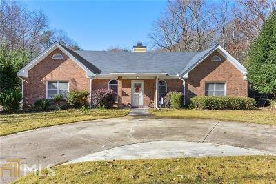 Lithia Springs Single Family Home Under Contract: 3690 Lithia Way