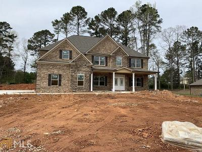 McDonough Single Family Home Under Contract: 129 Limbaugh Valley Dr