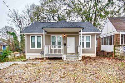 Atlanta Single Family Home New: 970 Joseph E Boone Blvd