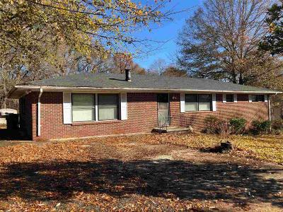 Conley Single Family Home Under Contract: 1526 Cherokee Trl