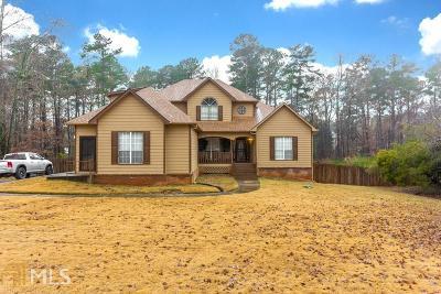 Stockbridge Single Family Home New: 449 Walnut Creek Dr