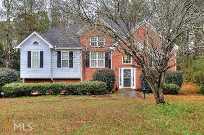 Conyers Single Family Home New: 50 Lanella Pkwy