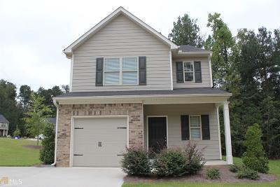 Newnan Single Family Home New: 123 Belmont Park Drive