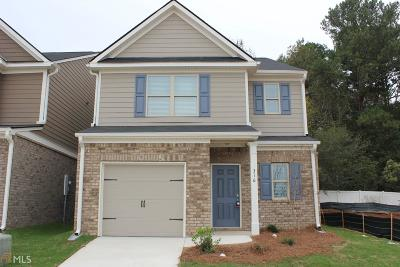 Mcdonough Single Family Home New: 316 Rankin Cir