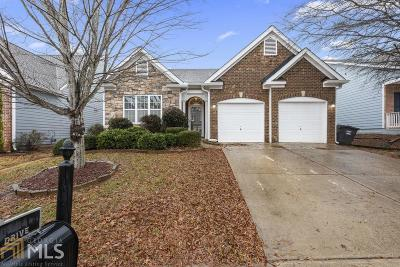 Canton Single Family Home New: 513 Waterfall Dr