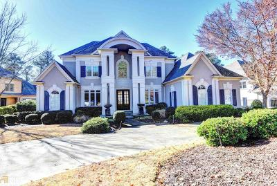 Duluth, Suwanee Single Family Home For Sale: 2828 Grey Moss Pass