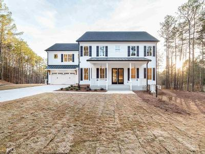 Woodstock Single Family Home New: 904 Arnold Mill Rd