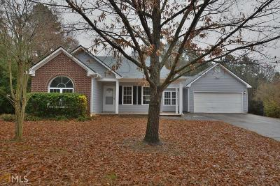 Winder Single Family Home New: 108 Finnigan Dr