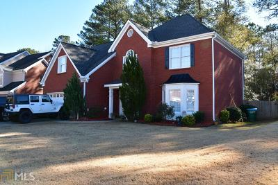 Gwinnett County Single Family Home New: 4442 Beacon Hill