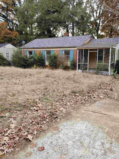 Fulton County Single Family Home New: 2005 Bader Ave
