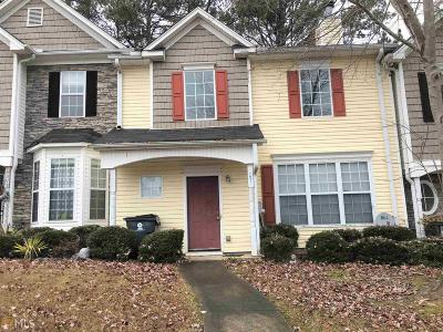Clayton County Condo/Townhouse New: 1691 Camden Forrest Way