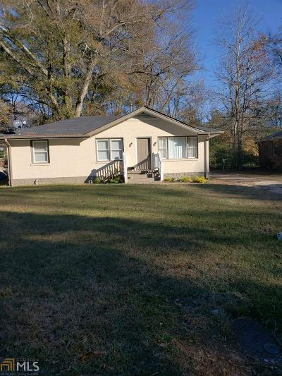 Decatur Single Family Home New: 1764 Thomas Terr