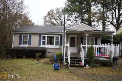 Marietta Single Family Home New: 114 Otis St
