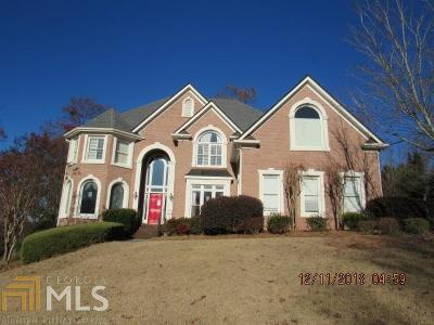 Alpharetta Single Family Home For Sale: 9805 Autry Falls Dr