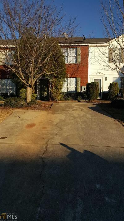 Lithonia GA Condo/Townhouse New: $105,900