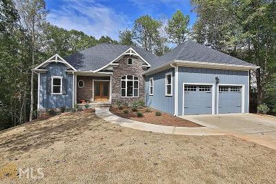 Dahlonega Single Family Home New: 656 Prospector Trl