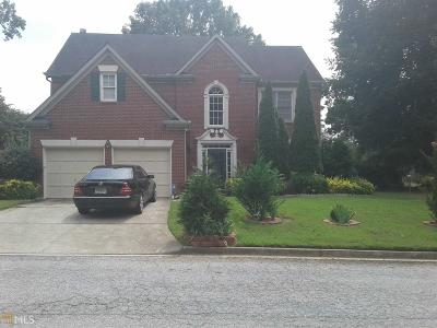 Tucker Single Family Home For Sale: 4005 Brockett Oaks