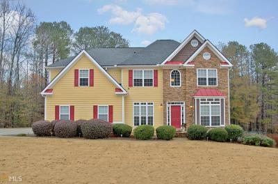Newnan Single Family Home New: 415 Long Shore Way