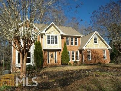 Stone Mountain Single Family Home New: 5425 Summer Cv Dr