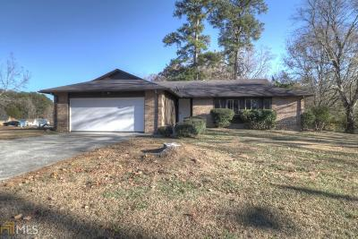 Fulton County Single Family Home New: 6680 Kimberly Mill Rd