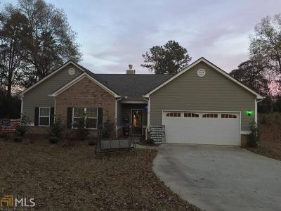 Winder Single Family Home New: 662 Carla Ct
