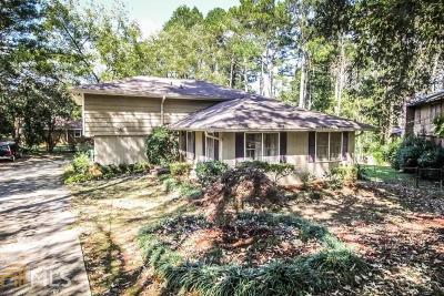 Decatur Single Family Home New: 3954 Pinehurst Pl