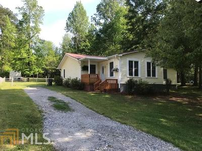 Haddock, Milledgeville, Sparta Single Family Home For Sale: 147 Sandy Beach Rd