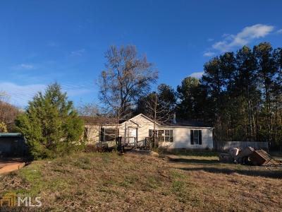 Newnan Single Family Home New: 144 Moody Farm Rd