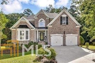 Fulton County Single Family Home New: 165 Wentworth Terrace