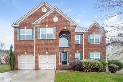 Douglasville Single Family Home New: 9561 Blackwolf Run