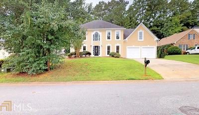 Acworth Single Family Home New: 5037 NW Oak Hollow Dr