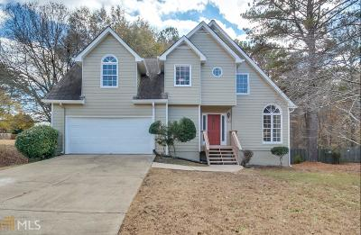 Powder Springs Single Family Home For Sale: 3609 Friendship Ridge Ln