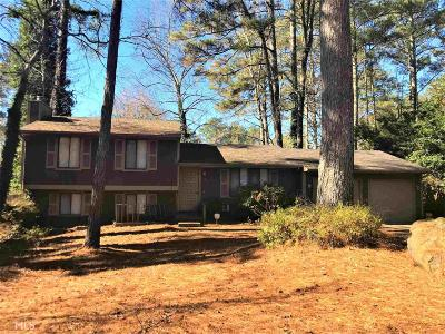 Jonesboro Single Family Home New: 7617 Casper Ct