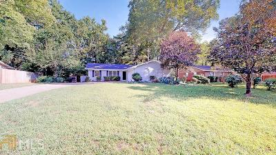 Decatur Single Family Home New: 4582 Huntsman Bnd