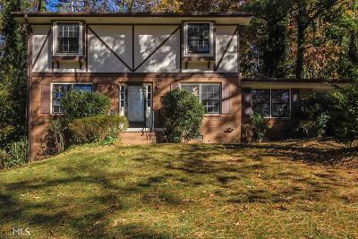 Tucker Single Family Home New: 3402 Shorelake Dr