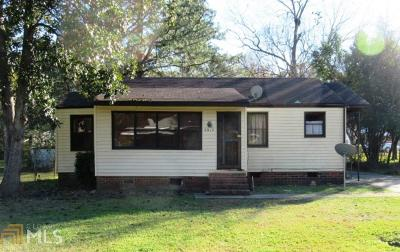 Columbus Single Family Home For Sale: 2912 Wise St