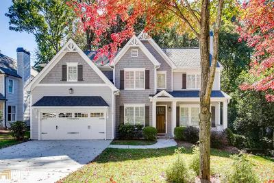 Brookhaven Single Family Home New: 2585 Drew Valley Rd