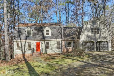 Marietta Single Family Home New: 756 Colston Rd
