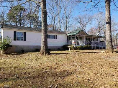 Bowdon Single Family Home Under Contract: 270 Washboard Rd