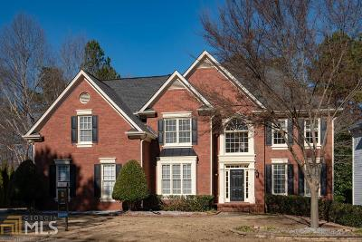 Dacula Single Family Home New: 2321 Wood Creek Ct