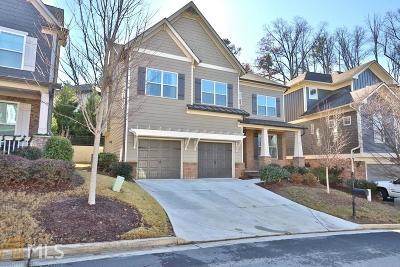 Marietta Single Family Home New: 2790 Prado Lane